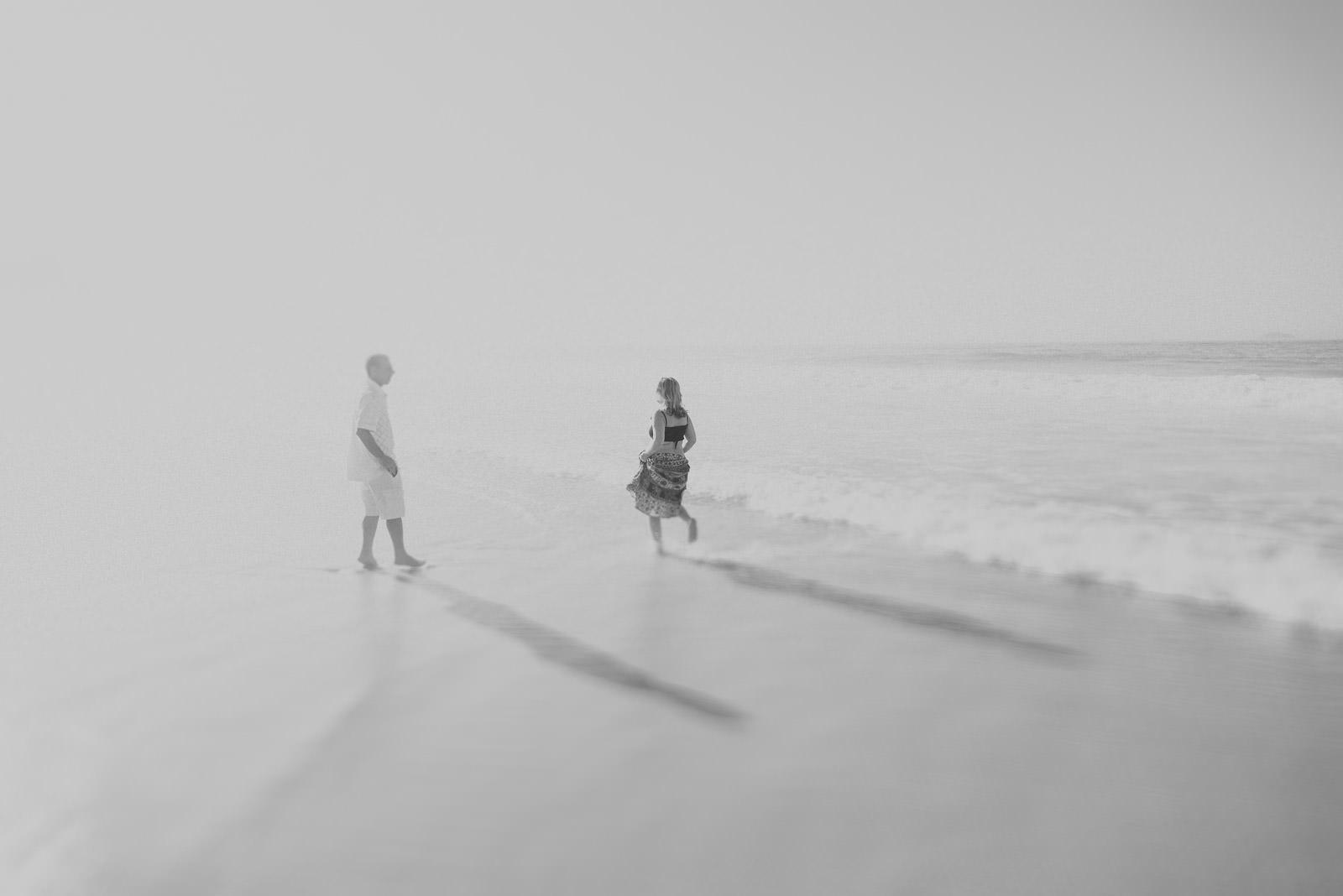 ensaio luciana praia leblon