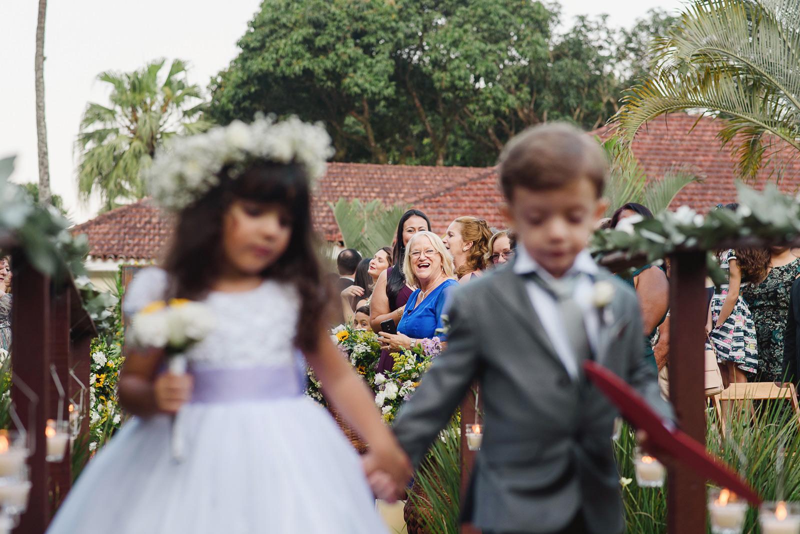 foto casamento casuarinas