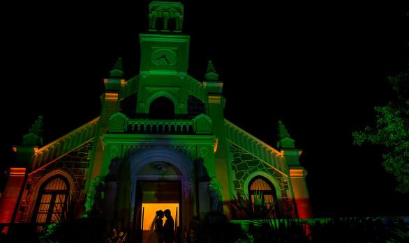 foto casamento Igreja Nossa Senhora das Graças